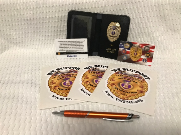 BADGE PACKAGES NOW AVAILABLE